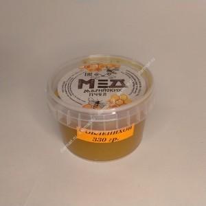 Мёд с облепихой